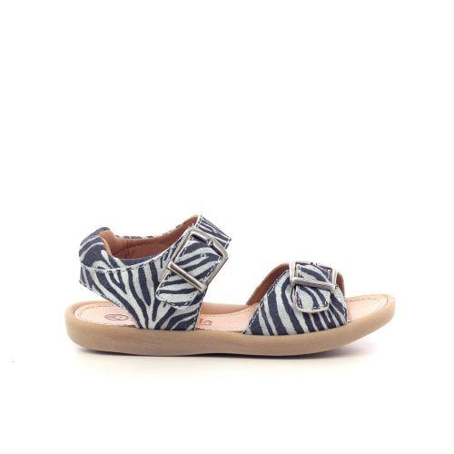 Rondinella  sandaal inktblauw 213675