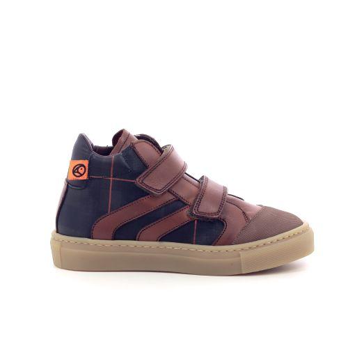 Rondinella kinderschoenen sneaker cognac 199696