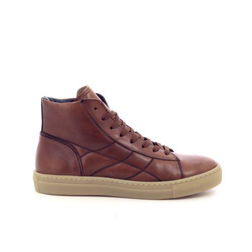 Rondinella kinderschoenen sneaker cognac 199700