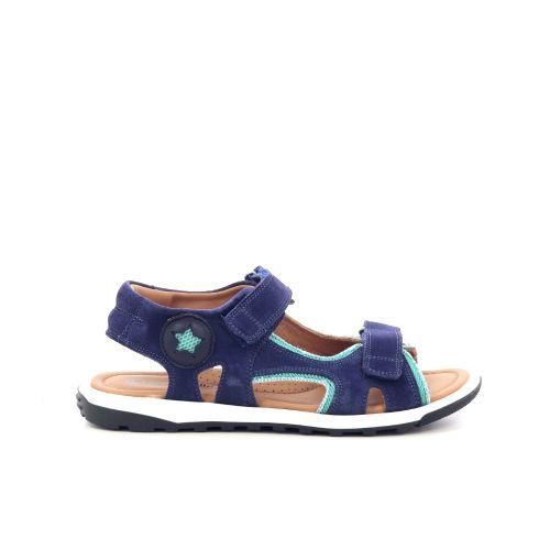Rondinella kinderschoenen sandaal kobaltblauw 213674