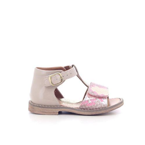 Rondinella kinderschoenen sandaal poederrose 213690