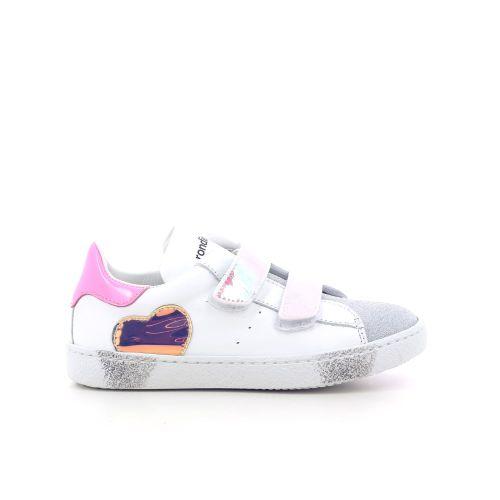 Rondinella kinderschoenen sneaker wit 204936