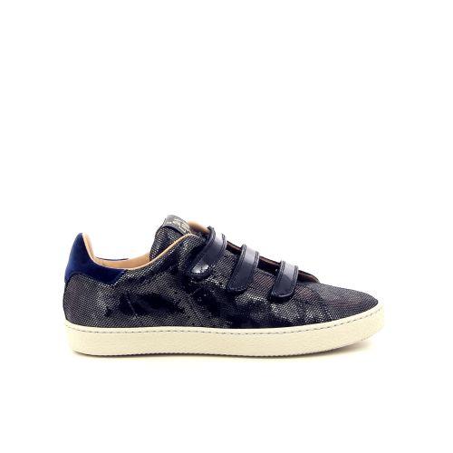 Rondinella kinderschoenen sneaker zwart 178647