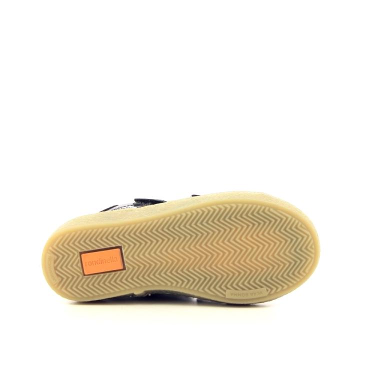 Rondinella kinderschoenen sneaker donkerblauw 189149