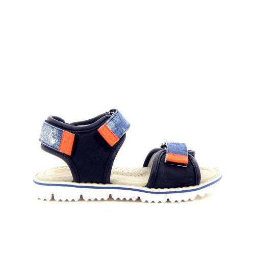 Rondinella koppelverkoop sandaal donkerblauw 183551