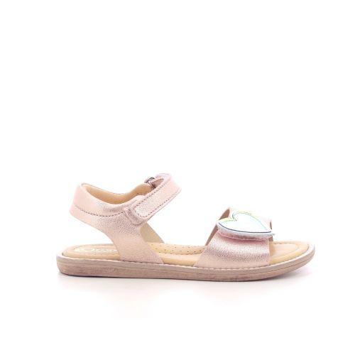 Rondinella  sandaal poederrose 204948