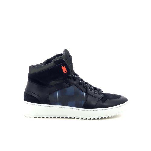 Rondinella  sneaker zwart 199702