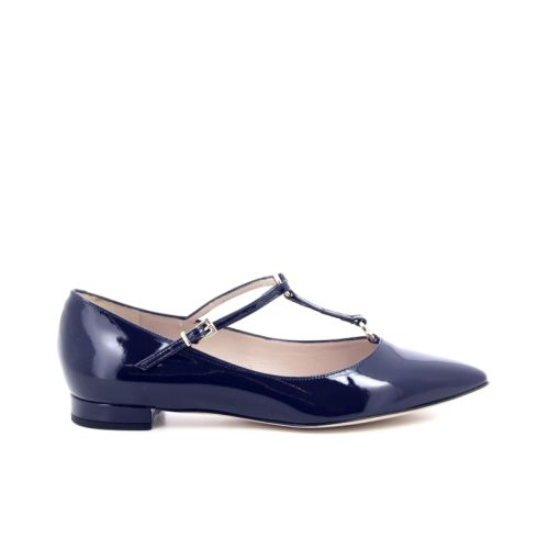 Rotta damesschoenen ballerina donkerblauw 168105