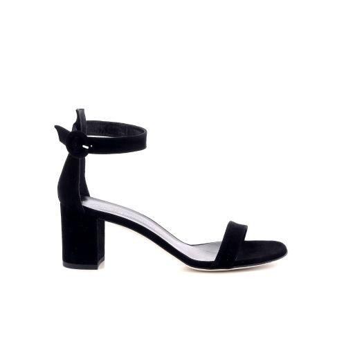 Rotta damesschoenen sandaal zwart 204206