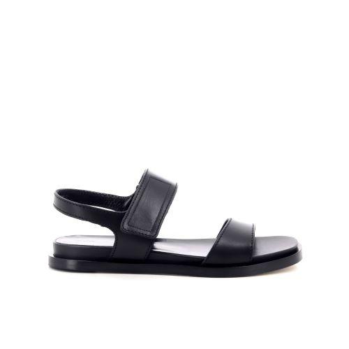 Rotta damesschoenen sandaal zwart 213002