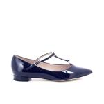 Rotta damesschoenen ballerina blauw 168106
