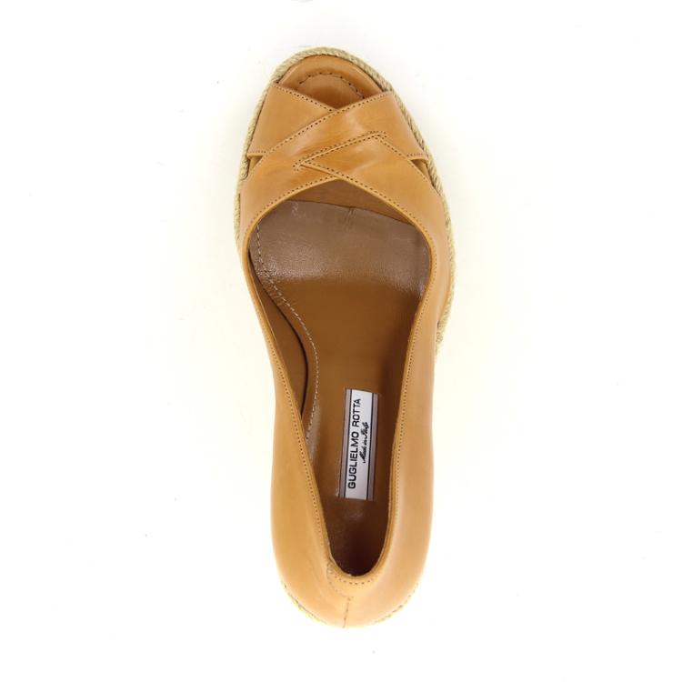 Rotta damesschoenen sandaal cognac 98476
