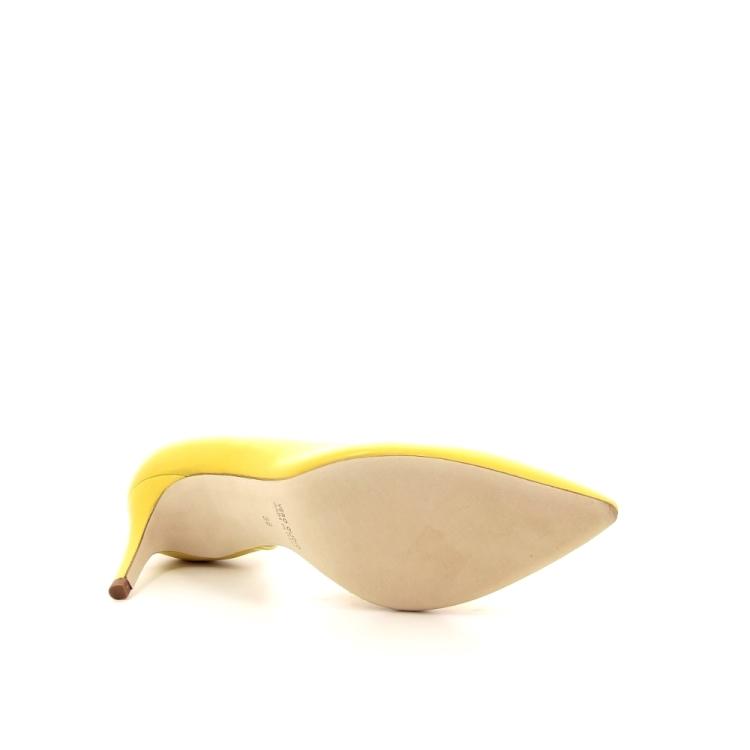 Rotta damesschoenen pump geel 193376
