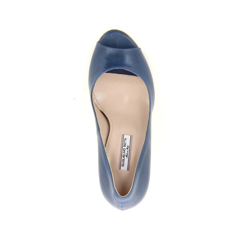 Rotta damesschoenen sandaal jeansblauw 98473
