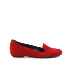 Rotta damesschoenen mocassin rood 167803