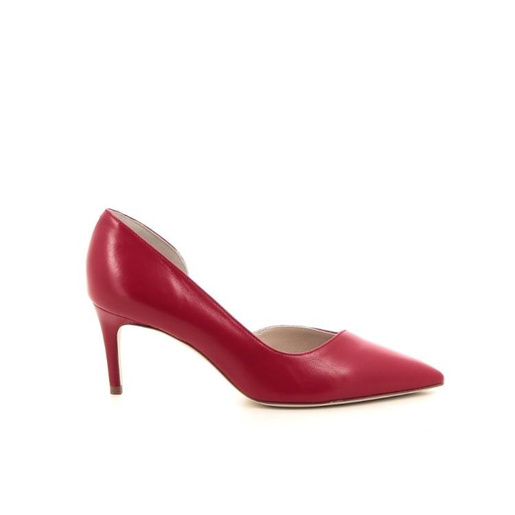 Rotta damesschoenen pump rood 193377