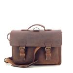 Ruitertassen tassen boekentas bruin 202858