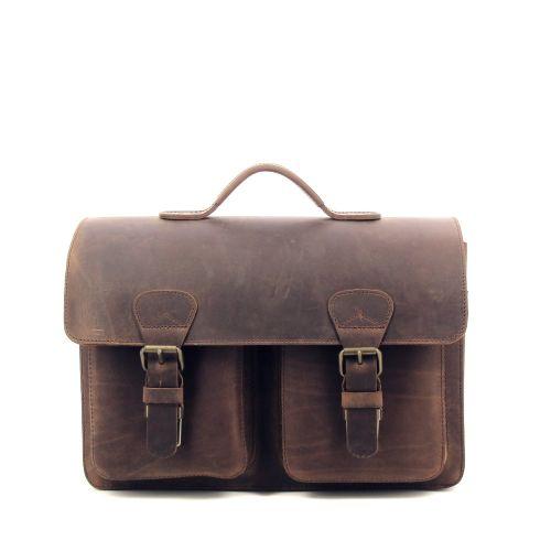 Ruitertassen tassen boekentas d.bruin 216373