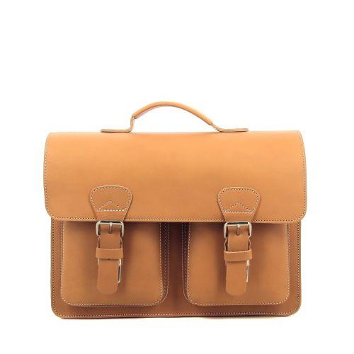 Ruitertassen tassen boekentas naturel 216374