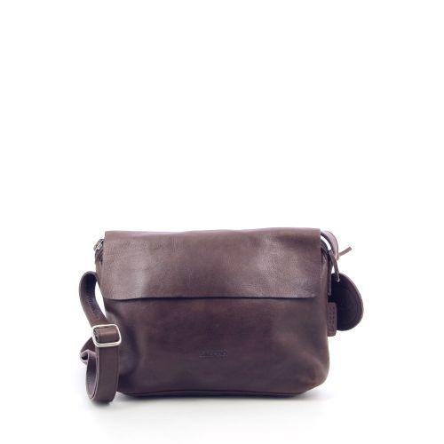 Saccoo tassen handtas d.bruin 211498