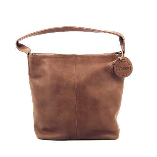 Saccoo tassen handtas d.bruin 211506