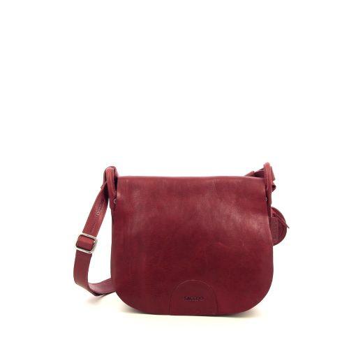 Saccoo tassen handtas rood 211496