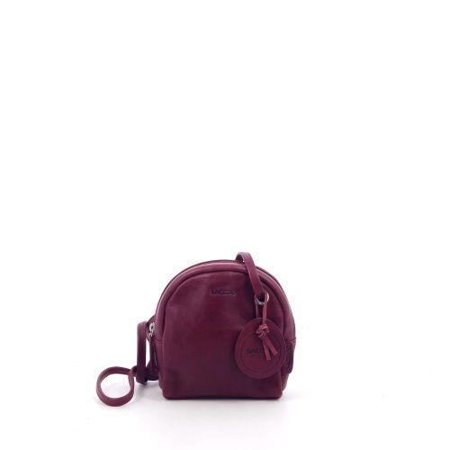 Saccoo tassen handtas rood 211493