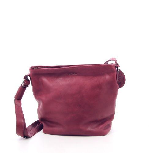 Saccoo tassen handtas rood 211504