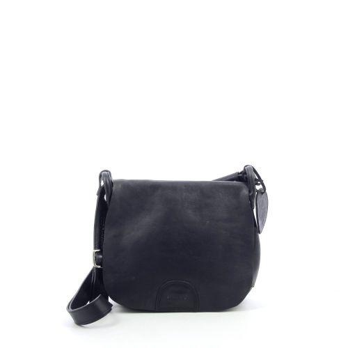 Saccoo tassen handtas zwart 208099