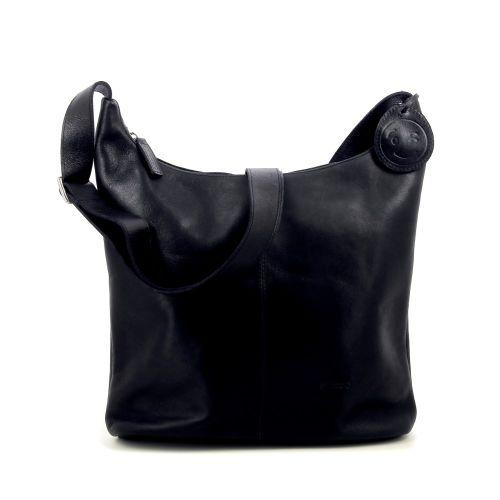 Saccoo  handtas zwart 215594