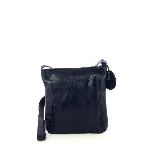 Saccoo  handtas zwart 215602