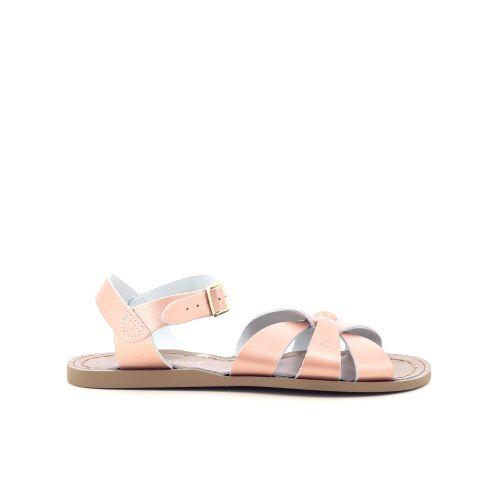 Saltwater damesschoenen sandaal poederrose 212104