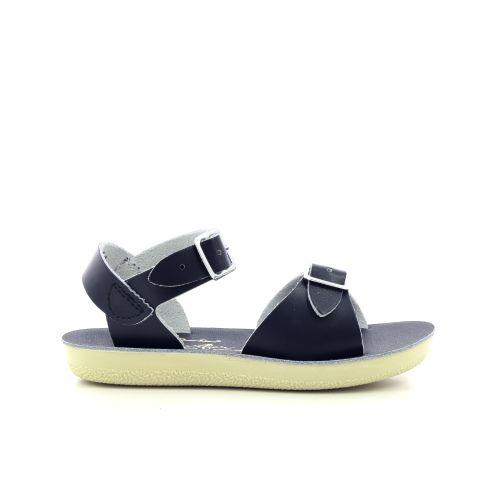 Saltwater  sandaal donkerblauw 203238