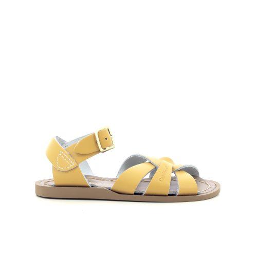 Saltwater kinderschoenen sandaal geel 203245