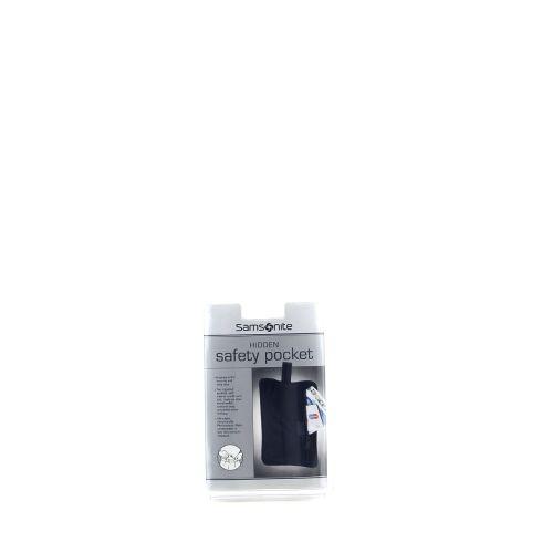 Samsonite accessoires overige zwart 74930