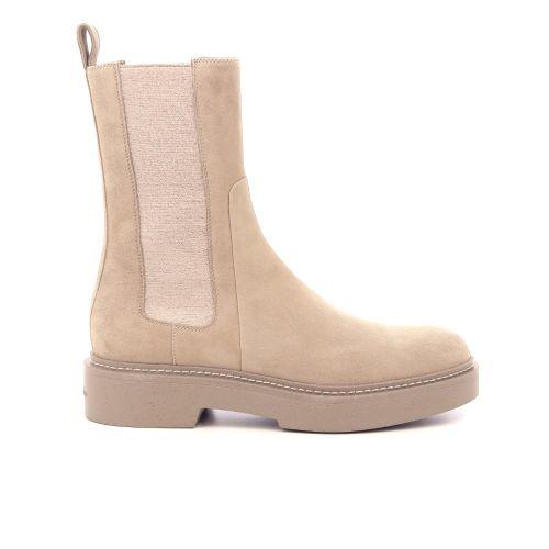 Santoni damesschoenen boots beige 217008