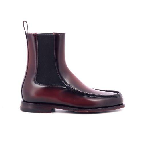 Santoni damesschoenen boots bordo 217007
