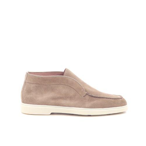 Santoni damesschoenen boots camelbeige 210065