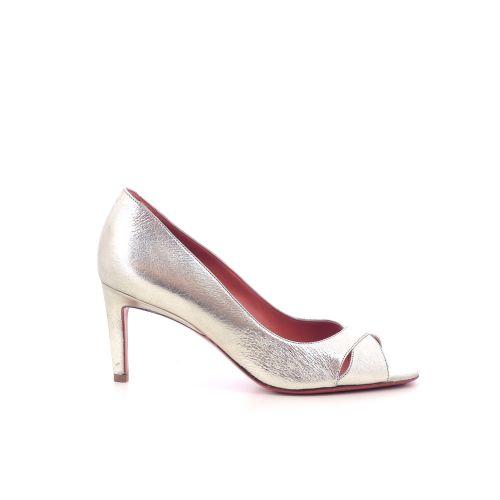 Santoni damesschoenen sandaal goud 202258