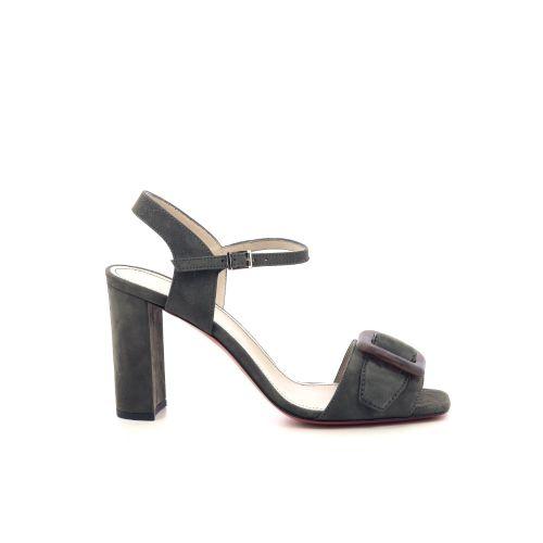 Santoni damesschoenen sandaal kaki 214920