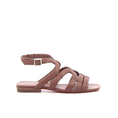 Santoni damesschoenen sandaal naturel 214913