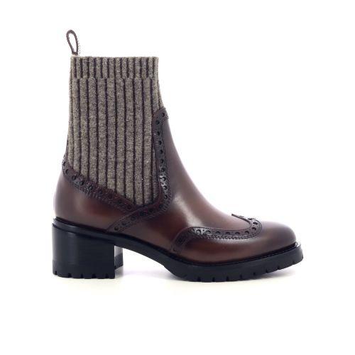 Santoni damesschoenen boots naturel 217000