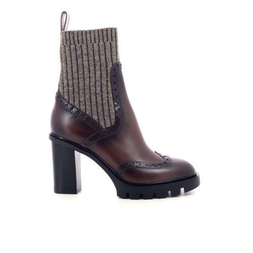Santoni damesschoenen boots naturel 217001