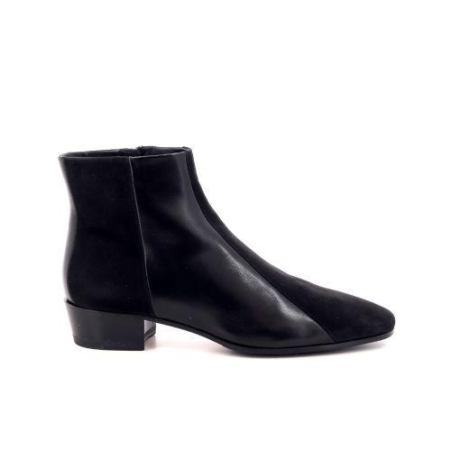 Santoni damesschoenen boots zwart 197626