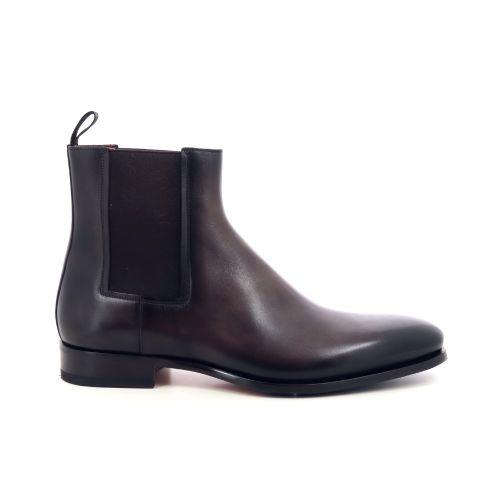 Santoni herenschoenen boots d.bruin 197632