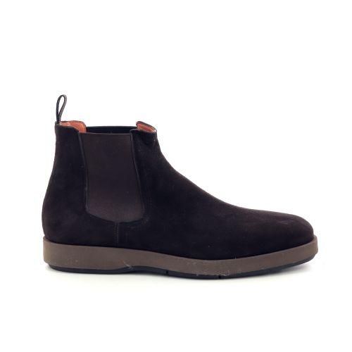 Santoni herenschoenen boots d.bruin 197633