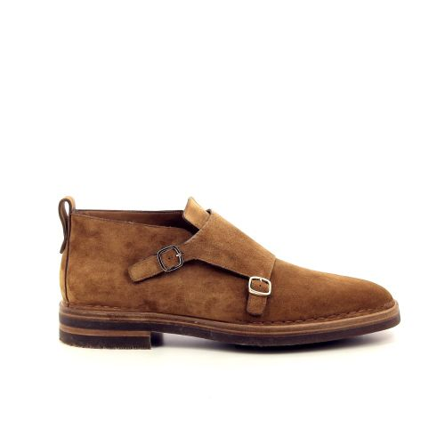 Santoni  boots lichtbruin 187008