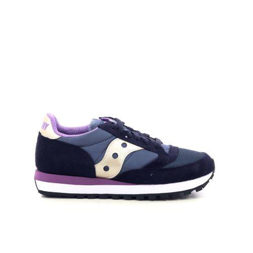 Saucony damesschoenen sneaker kersrood 216251
