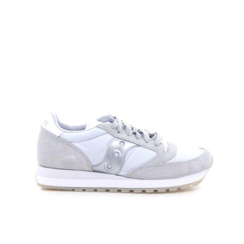 Saucony damesschoenen sneaker lichtgrijs 212061