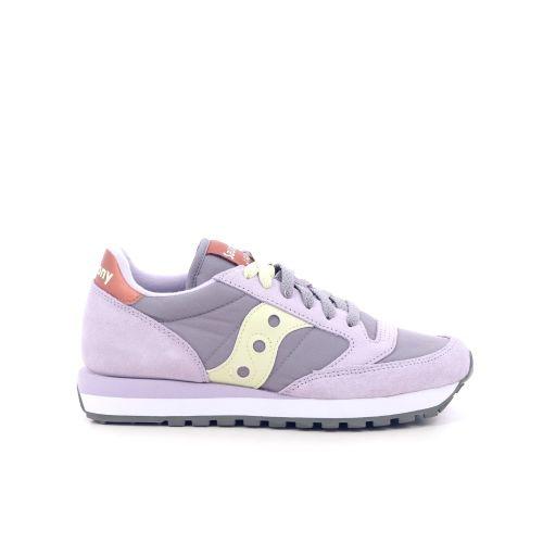 Saucony damesschoenen sneaker lila 212064